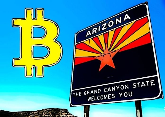 Pagar impuesto con criptomonedas: proyecto de Ley en Arizona