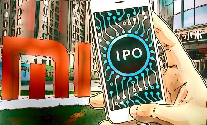 Empresa rusa ofrece a Xiaomi tokenizar oferta pública inicial