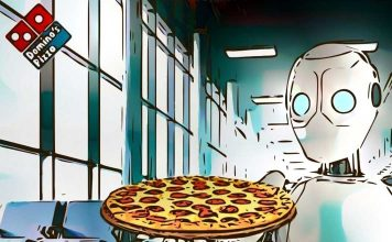 Inteligencia Artificial Domino's Pizza Malaysia & Singapore