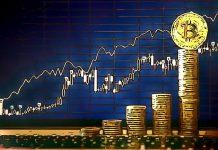 Bitcoin alcanza los USD 9,000, su precio más alto en más de un año